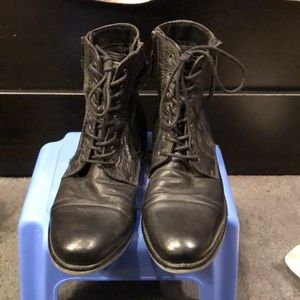 Kenneth Cole Reaction dress boots size 8